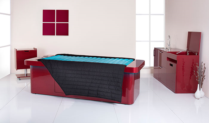 D-72 FLOATING BED